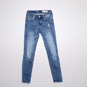 AG AG-ED Denim The Twiggy Ankle Super Skinny Jeans